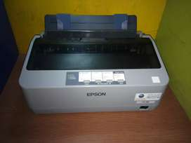 Printer dotmatrix epson lx 310