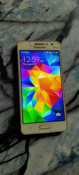Samsung Galaxy Grand Prime White color No fault