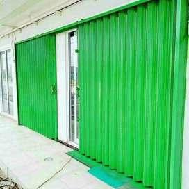 polding gate/rooling door