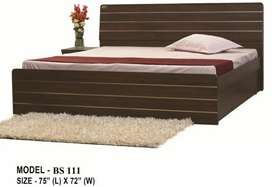 Double Bed 72x75