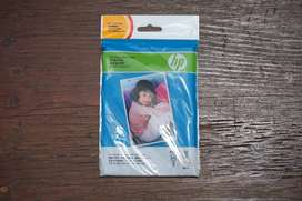 HP glossy photo paper 20 sheets 10x15 cm 180 g/m2 & kabel canon