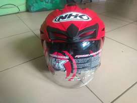 Helm NHK Crypton Predator