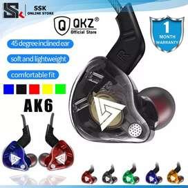 Headset qkz ak6