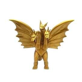 Action figure mainan ghidorah musuh godzilla miniatur toy