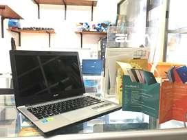 (LAPTOP GAMING) Acer Aspire V3-472G | CORE-I7 / Spek tinggi Perfect