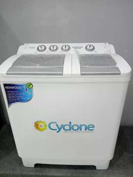 KENWOOD SIME AUTOMATIC WASHING MACHINE AND DRYER