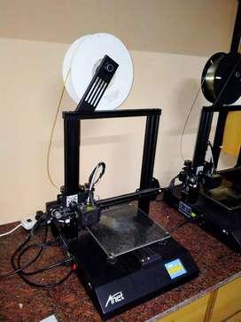 Anet  ET 4 Pro 3D Printer (4 Nos)