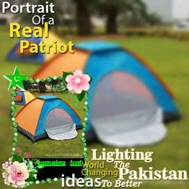 Camping tent water proof