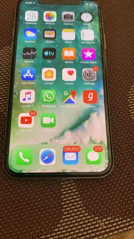 Iphone XS like brand new for sale, 64 GB, GOLD.  Price negotiable
