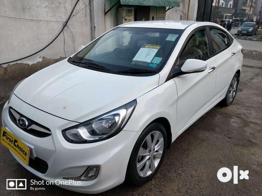 Hyundai Verna, 2012, Petrol 0