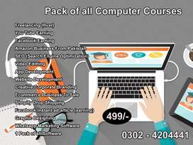 we are providing computer courses recording now learn at home
