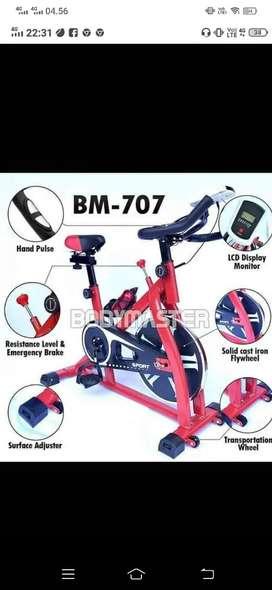 Ujung pangkah spining bike
