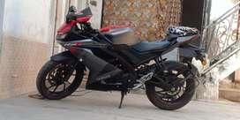 yamaha r15 v3 showroom condition