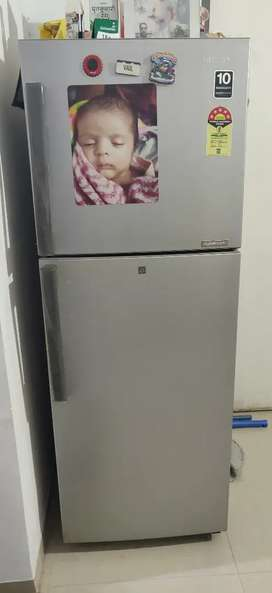 Selling my Samsung 253L Perfect Condition Fridge (5 Star Rateing)
