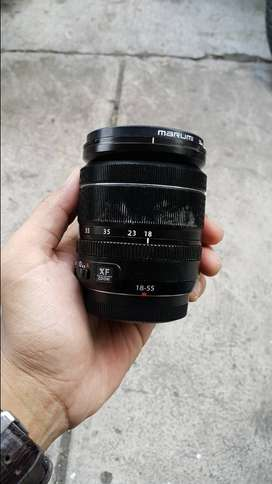 Lensa Fujifilm Fujinon 18-55