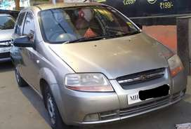 Chevrolet Aveo U-VA 2008 Petrol Well Maintained