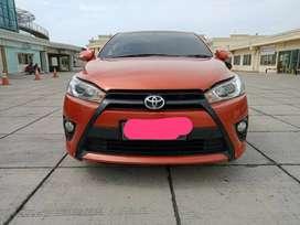 Toyota Yaris 1.5 G Matic AT Tahun 2016 TDP 24jtan