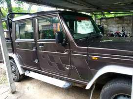 sell mahindra bolero camper gold ac good condition