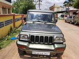 Mahindra Bolero DI BS III, 2008, Diesel