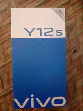 Vivo y12s is for sale.Anyone can buy with affordable price.