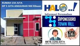 Diponegoro Town Hill Rumah subsidi semarang Rumah Murah Semarang