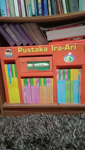 Buku Anak Pustaka Ira Ari plus Pen