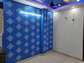 65 gaj builder floor 2 bhk
