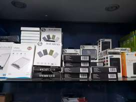 Box harddisk external