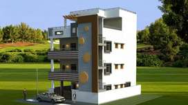 Brand New G+3 Building For Sale In Kalyan Nagar