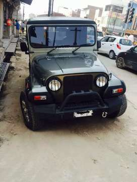 Thar CRDI 4×4 first owner brand new condition
