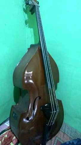 Contra bass / Kontra bass / Bass betot / Jazz / Keroncong