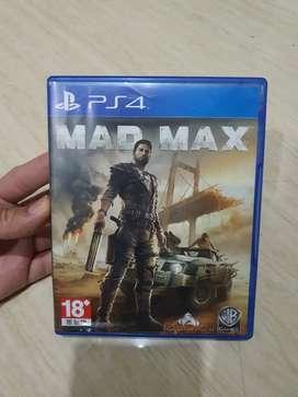 BD (Kaset) PS4 MAD MAX
