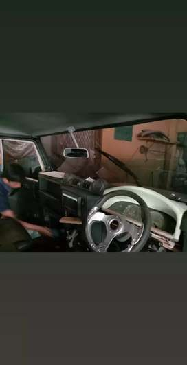 Jual dashboard custom land Rover defender