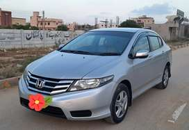 Honda City 2016 Manual