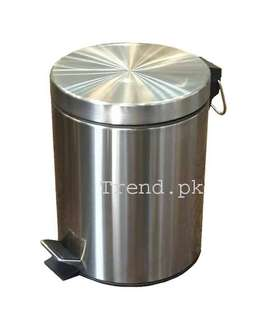 Dustbin Stainless Steel Imported
