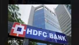 Requirement available for hdfc bank