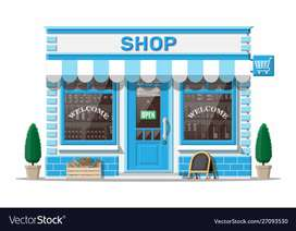 Shop For Rent in  Cavalry Ground