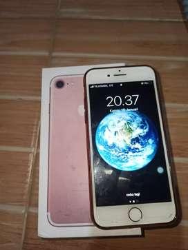 iPhone 7 second