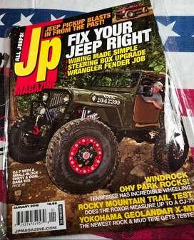 Jeep magazine - January 2019 issue