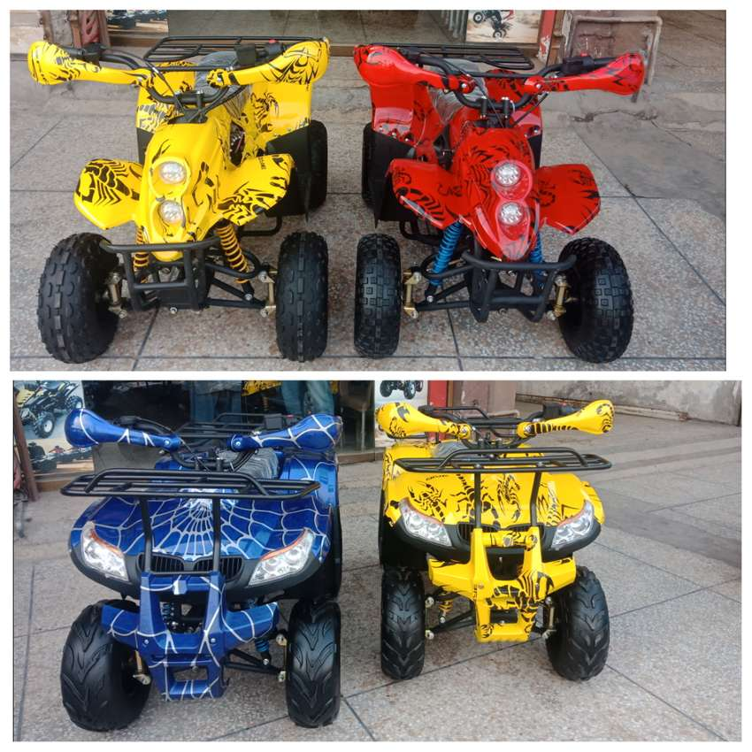 A Plus Quality Atv Quad 4 Wheels Bike Deliver In All Over  Pakistan 0
