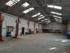 Warehouse space option height 25 feet