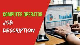 Computer operator back office