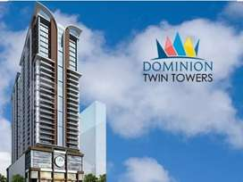 Dominion Twin Tower 3Bed 1388 SqFts