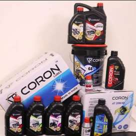 NEED DISTRIBUTORS FOR CORON PETROCHEMICALS