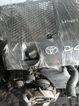 Fortuner manual 4×4 spare parts for sale Contact