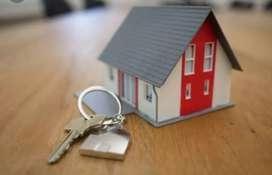 Mig flat 2bhk top floor registry case in sector 44 chandigarh