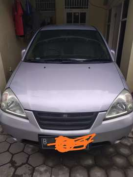 Suzuki Aerio Tahun 2003 Manual Transmision