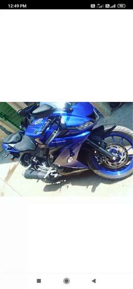Want to cell my bike R15 with best price