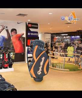 Tas golf premium taylormade BARU