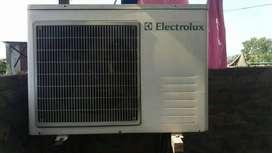 White Electrolux Air Condenser 1.5ton